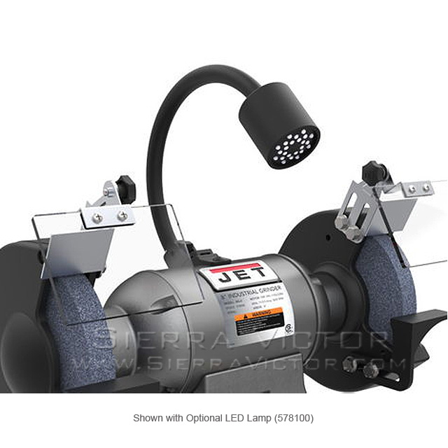 Jet Ibg 8 8 Quot Industrial Bench Grinder 578008