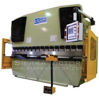 New U.S. INDUSTRIAL CNC Hydraulic Press Brake: USHB125-10 for sale