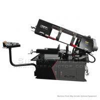JET ELITE EHB-1018VM, 10 x 18 Semi-Auto Variable Speed Dual Mitering Saw