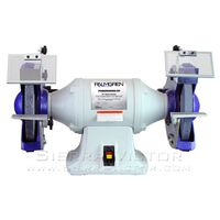 New PALMGREN POWERGRIND-XP Bench Grinder with Dust Collection: 9682075 for sale