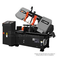 New COSEN Fully Programmable Automatic Hydraulic Bandsaw: C-260NC for sale