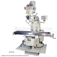 New VICTOR Electronic Variable Speed Mill for sale