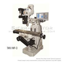 New SHARP CNC Knee Mill with 3-Axis ACU-RITE MILLPWR for sale