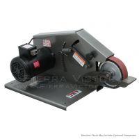 JET J-4103 2 x 72 Square Wheel Belt Grinder 115V 1Ph, 577000