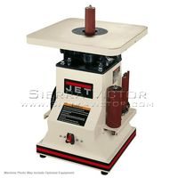 JET JBOS-5, Benchtop Oscillating Spindle Sander, 1/2HP, 1Ph 115V, 708404