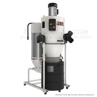 JET JCDC-2 Cyclone Dust Collector, 2HP, 230V, 717520