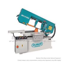 New CLAUSING Semi-Automatic Swivel Head Miter Bandsaw for sale