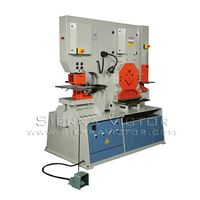 New BAILEIGH Five Station Hydraulic Ironworker for sale
