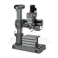JET J-720R, 3' Arm Radial Drill Press 230/460V, 320033
