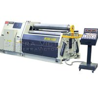 New COLE-TUVE 4-Roll Hydraulic Plate Bending Machines for sale