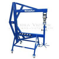 New METAL ACE Floor Standing English Wheel: MA-44F for sale