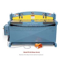 New ROPER WHITNEY Air Powered Squaring Shear: PA-452 for sale