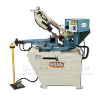 New BAILEIGH Dual Miter Semi-Auto Band saw