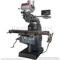 New MANFORD Variable Speed Vertical Turret Mill for sale