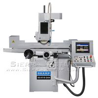New SHARP Automatic Surface Grinder with NC Downfeed for sale