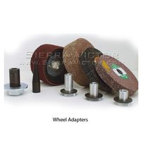 New BURR KING® Accessory Wheels, Flanges and Wheel Adapters for sale