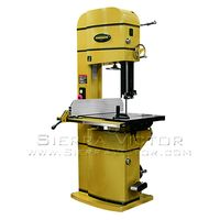 WOODWORKING Bandsaws Available at Sierra Victor Industries