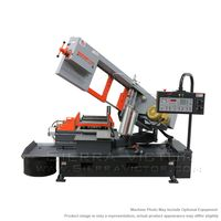 New HE&M Horizontal Miter Bandsaw: CYCLONE A-C for sale