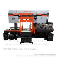 New HE&M Dual Column Bandsaw: H130HM-DC for sale
