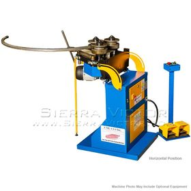 New ERCOLINA Angle Roll-Section Bender: CE35 for sale