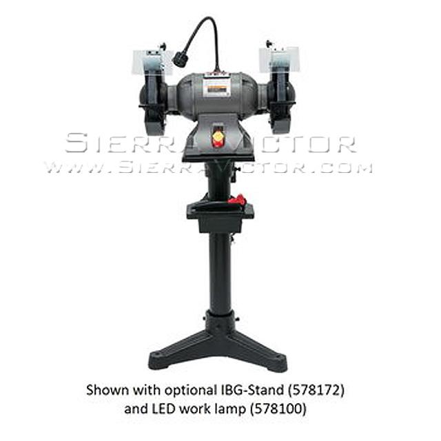 Jet Ibg 10 10 Quot Industrial Bench Grinder 578010
