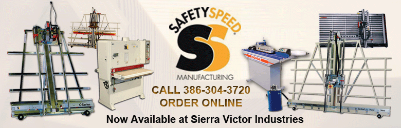 Safety Speed Cut Saws available at Sierra Victor Industries