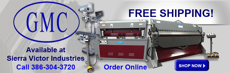 GMC Machine Tools at Sierra Victor Industries
