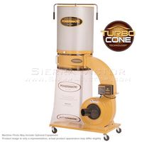 POWERMATIC PM1300TX-CK Dust Collector, 1.75HP 1PH 115/230V, 2-Micron Canister Kit, 1791079K