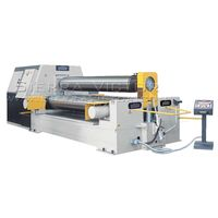 New COLE-TUVE 3-Roll Variable Axis Plate Bending Rolls for sale