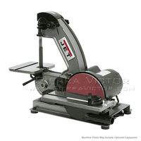 JET J-4002 1 x 42 Bench Belt and Disc Sander, 577003