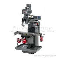 JET JTM-1050EVS2/230 Mill With X-Axis Powerfeed, 690601