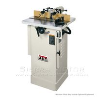 "JET JWS-22CS, 1-1/2HP Shaper, 1Ph 115/230V, 1/2"" and 3/4"" Spindle, 708320"