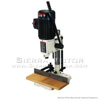 "JET Benchtop Mortise Machine, 1/2"" Capacity, 1/2HP, 1725 RPM, 708580"