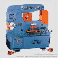 SCOTCHMAN Dual Operator Hydraulic Ironworker DO 120/200-24M