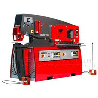 EDWARDS 110/65 Ton Elite Dual Operator Ironworker ELT11065