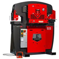 EDWARDS 100 Ton Deluxe Ironworker IW100DX​