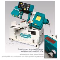 New CLAUSING Semi-Auto Bandsaw for sale
