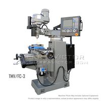 New SHARP CNC Knee Mill with 3-Axis FAGOR 8500i for sale