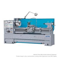 "ACRA Variable Speed Engine Lathe (3-1/8"" Bore)"