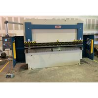 BAILEIGH 10' x 140 Ton BP-14010CNC Hydraulic Press Brake Pre-Owned