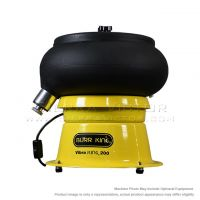 BURR KING 200C Vibratory Bowl with Discharge Chute