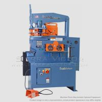 SCOTCHMAN Hydraulic Ironworker with 3-Station Turret 5014-ET