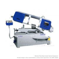ACRA Semi-Auto Variable Speed Mitering Horizontal Bandsaw w/Hydraulic Vise BS330SSAV
