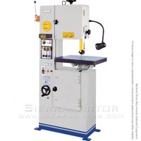 ACRA Vertical Manual Metal Cutting Bandsaw KB-45