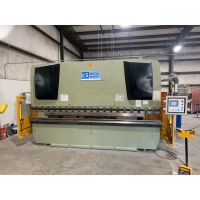 PRE-OWNED USHB155-13 US INDUSTRIAL 155 Ton x 13' CNC 2 Axis Hydraulic Press Brake