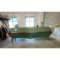 PRE-OWNED PRE-OWNED CHICAGO 12' x 18 ga Apron Brake SB-1218 for sale