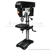 "JET JWDP-12, 71600012"" Drill Press with DRO, 716000​"