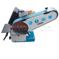 BAILEIGH Combination Belt and Disk Grinder DBG-62