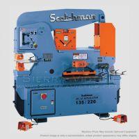SCOTCHMAN Dual Operator Hydraulic Ironworker