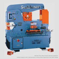 SCOTCHMAN Dual Operator Hydraulic Ironworker DO 150/240-24M